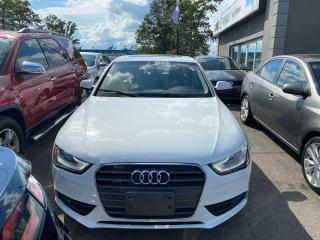 Used 2014 Audi A4 **KOMFORT**NAV**BT**LOW KMS** for sale in Hamilton, ON