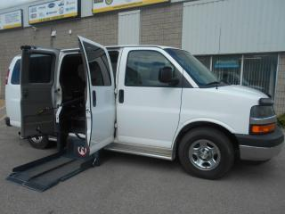 Used 2008 Chevrolet Express Wheelchair Accessible Side Lift for sale in London, ON