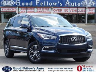 Used 2016 Infiniti QX60 STOW N GO, AWD, 7 PASS, REAR A/C & HEAT, 6CYL 3.5L for sale in Toronto, ON