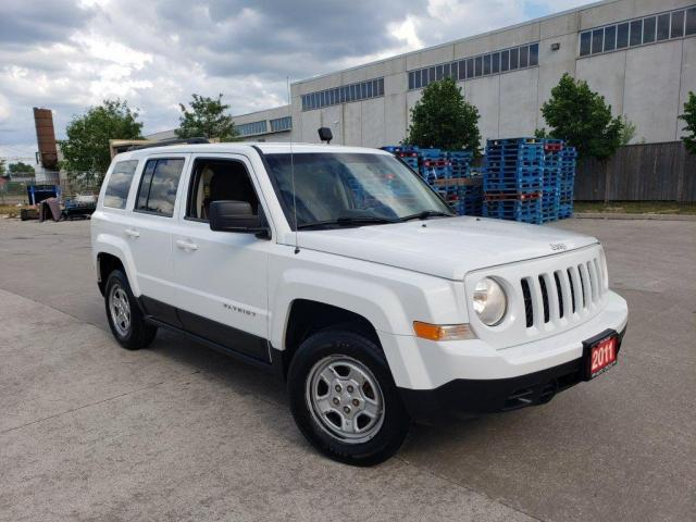 2011 Jeep Patriot North Edition, Auto, 4X4, 3/Y warranty availa