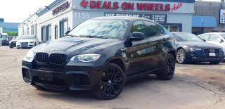 Used 2013 BMW X6 M x6 m for sale in Oakville, ON