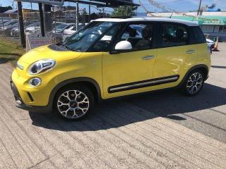 Used 2014 Fiat 500L Trekking for sale in Vancouver, BC