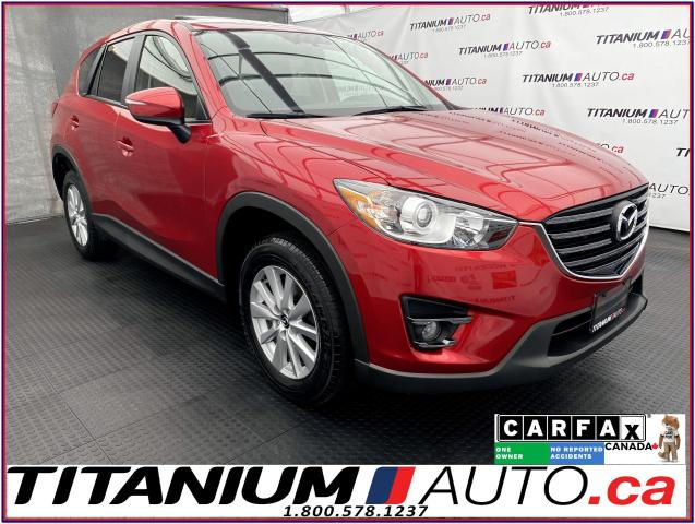 2016 Mazda CX-5 GS+GPS+Camera++Blind Spot+Sunroof+Heated Seats
