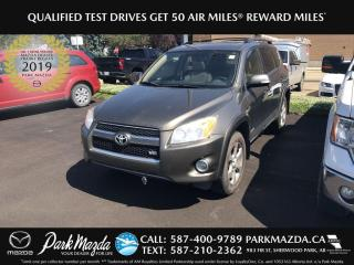 Used 2010 Toyota RAV4 LIMITED  for sale in Sherwood Park, AB