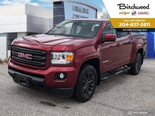 Used 2020 GMC Canyon 4WD SLE Elevation Edition   Convenience Package   for sale in Winnipeg, MB