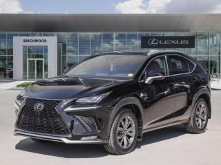 New 2020 Lexus NX 300 F Sport Series 2 for sale in Winnipeg, MB