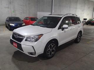 Used 2014 Subaru Forester 2.0XT Touring for sale in Nepean, ON