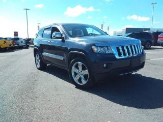 Used 2012 Jeep Grand Cherokee Overland for sale in Ottawa, ON