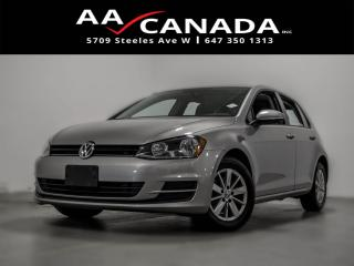 Used 2017 Volkswagen Golf for sale in North York, ON