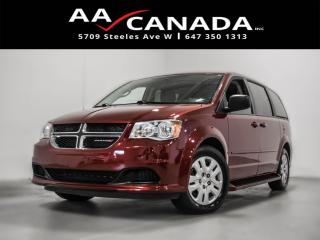 Used 2016 Dodge Grand Caravan SXT for sale in North York, ON