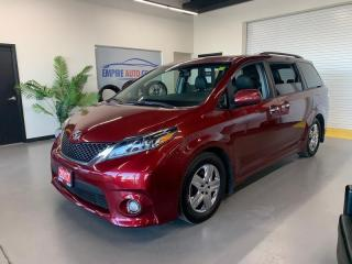 Used 2017 Toyota Sienna for sale in London, ON