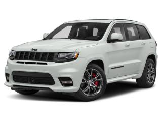 New 2020 Jeep Grand Cherokee SRT 4x4 for sale in Milton, ON