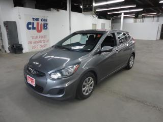 Used 2013 Hyundai Accent 5DR HB AUTO GL for sale in Ottawa, ON