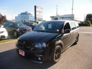 Used 2019 Dodge Grand Caravan GT W/ LEATHER for sale in Ottawa, ON