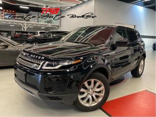 Used 2018 Land Rover Evoque SE I AWD I COMING SOON I NAV I PANO I CLEAN CARFAX for sale in Vaughan, ON