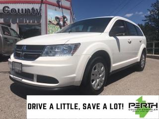 Used 2016 Dodge Journey CVP/SE Plus | Traction Control | Power Windows | P for sale in Mitchell, ON
