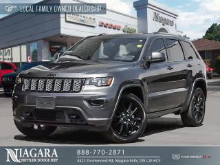 Used 2019 Jeep Grand Cherokee Altitude for sale in Niagara Falls, ON