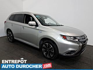 Used 2018 Mitsubishi Outlander Phev GT AWD AIR CLIMATISÉ - Caméra de Recul for sale in Laval, QC