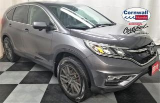 Used 2016 Honda CR-V EX-L for sale in Cornwall, ON