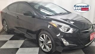 Used 2015 Hyundai Elantra GLS for sale in Cornwall, ON