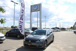 Used 2016 Volkswagen Golf Sportwagen 1.8L TSI Comfortline for sale in Whitby, ON