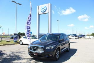 Used 2014 Infiniti QX60 3.5L AWD 4dr for sale in Whitby, ON