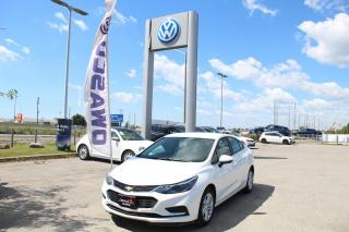 Used 2017 Chevrolet Cruze 1.4L LT for sale in Whitby, ON