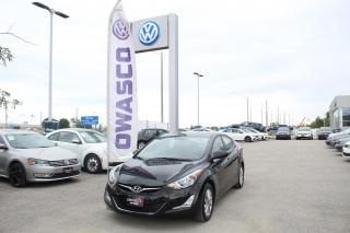 Used 2016 Hyundai Elantra 1.8L for sale in Whitby, ON