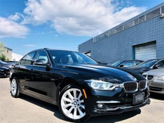 Used 2017 BMW 3 Series |330i XDRIVE|BIRD EYE VIEW|MEMORY SEATS|NAVI|REAR VIEW! for sale in Brampton, ON