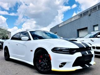 Used 2019 Dodge Charger SCATPACK|392 HEMI|SUNROOF|NAVI|VENT MEMORY SEATS|REAR VIEW! for sale in Brampton, ON