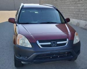 Used 2002 Honda CR-V 4WD EX AUTO for sale in Concord, ON