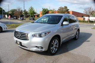 Used 2014 Infiniti QX60 NAVI,360 CAMERA,DVD,DOUBLE SUNROOF,AWD,REMOTE STARTER for sale in Newmarket, ON