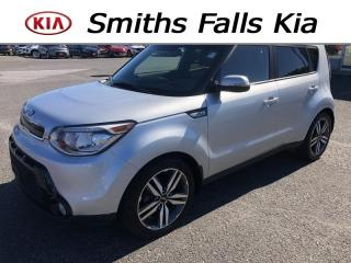 Used 2015 Kia Soul SX for sale in Smiths Falls, ON