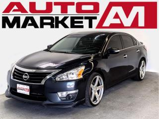 Used 2015 Nissan Altima 2.5 SL CERTIFIED,Rear View Camera,WE APPROVE ALL CREDIT for sale in Guelph, ON