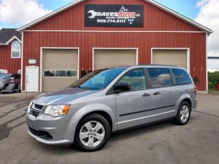 Used 2016 Dodge Grand Caravan CANADA VALUE PACKAGE for sale in Dunnville, ON