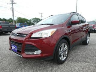 Used 2014 Ford Escape SE   Heated Seats   Back Up Cam   Navigation for sale in Essex, ON