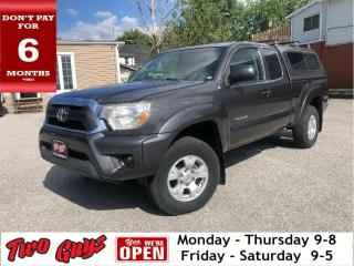 Used 2014 Toyota Tacoma SR5 | Power Pkg | 4x4 | Access Cab | Contractor Ca for sale in St Catharines, ON