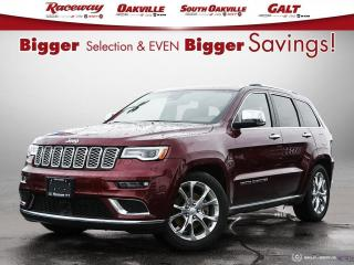 Used 2019 Jeep Grand Cherokee 4X4 | NAV | PANO ROOF | HEMMI | 1 OWNER! for sale in Etobicoke, ON
