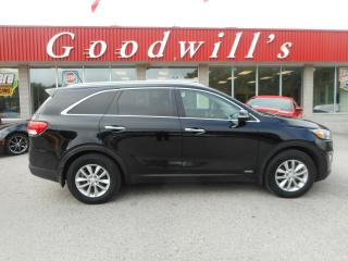 Used 2016 Kia Sorento EX! HEATED SEATS! BACKUP CAMERA! BLUETOOTH! for sale in Aylmer, ON