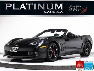 Used 2012 Chevrolet Corvette Z16 Grand Sport, 4LT, 430HP, AUTO, NAV, HUD, 100TH for sale in Toronto, ON