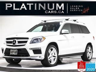 Used 2015 Mercedes-Benz GL-Class GL350d BlueTEC, DIESEL, AWD, 7 PASS, NAV, SUNROOF for sale in Toronto, ON