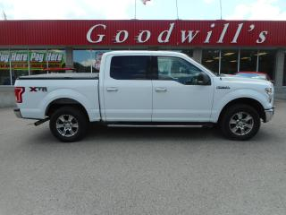 Used 2015 Ford F-150 XLT! 6 PASS! POWER PEDALS! POWER SEATS! CAM! for sale in Aylmer, ON