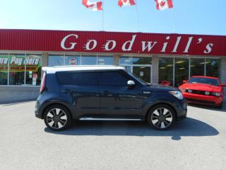 Used 2014 Kia Soul SX! HEATED LEATHER & WHEEL! CAM! B/TOOTH! for sale in Aylmer, ON
