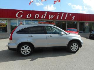 Used 2008 Honda CR-V EX-L! CLEAN CARFAX! HEATED LEATHER! SUNROOF! for sale in Aylmer, ON