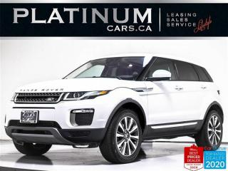 Used 2017 Land Rover Evoque HSE, AWD, NAV, PANO, CAM, HEATED STEERING WHEEL for sale in Toronto, ON
