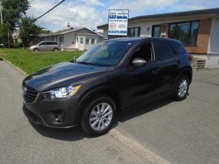 Used 2016 Mazda CX-5 Toit ouvrant,awd for sale in Ancienne Lorette, QC