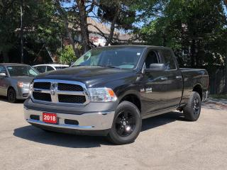Used 2018 RAM 1500 ST| 4X4 5.7 L |HEMI |BACKUP CAM | QUAD CAB for sale in Stoney Creek, ON