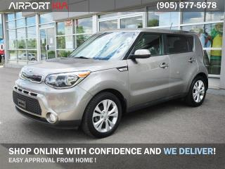 Used 2016 Kia Soul EX / Lease return with No Accidents/Heated front seats/Bluetooth/Power package for sale in Mississauga, ON