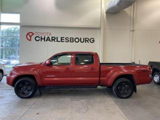Used 2011 Toyota Tacoma TRD All Terrain - Crew Cab - V6 - 4x4 for sale in Québec, QC
