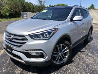 Used 2018 Hyundai Santa Fe Limited Sport 2.0T AWD for sale in Cayuga, ON